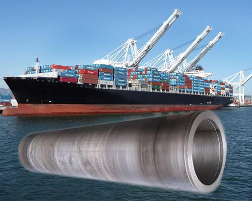Gemi Şaftı, Gemi Şaftı Borusu, Dikişsiz Çelik Çekme Borular, Çelik Çekme Borular