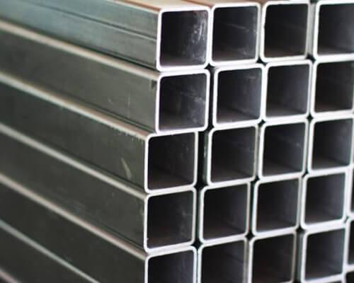 Profil Demiri, Profil Çeşitleri Kare Profil Demiri