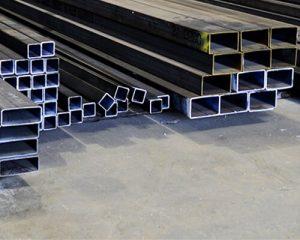 Yapı Profilleri, Profil Demiri, Profil Çeşitleri Kare Profil Demiri, Dikdörtgen Profil Demiri