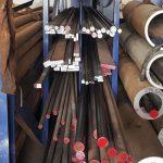 Yuvarlak İmalat Çelikleri, Yuvarlak Çelik, Sıcak Haddelenmiş